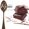 Chocolat cru pâtissier 75% de cacao