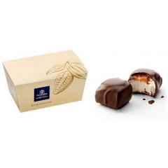 12 MARSHMALLOWS CARAMEL FLEUR DE SEL CHOCOLAT NOIR