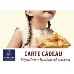 Carte Cadeau 20€ DEMATERIALISEE
