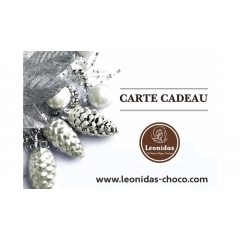 Carte Cadeau 30€ DEMATERIALISEE