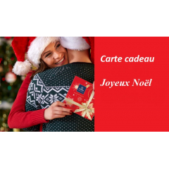 Carte Cadeau 50€ DEMATERIALISEE