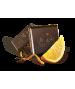 Tablette Noir Orange 100g Leonidas