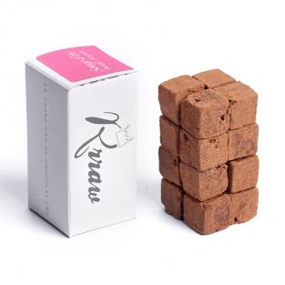 Truffes SONGE D'ETE sésame - eau de rose (étuis carton)