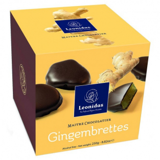 Cube gingembrettes 200g net