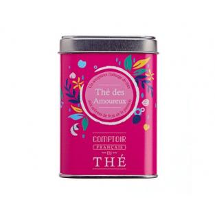 THÉ DES AMOUREUX - Comptoir français du thé - THÉ EN VRAC