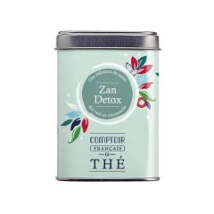 "THÉ EN VRAC ""ZAN DETOX"" - Comptoir français du Thé"