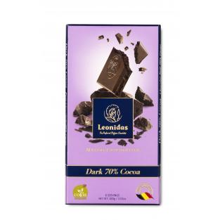 Tablette Noir 70% cacao 100g Leonidas