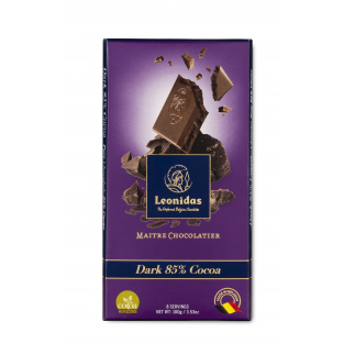Tablette Noir 85% cacao 100g Leonidas