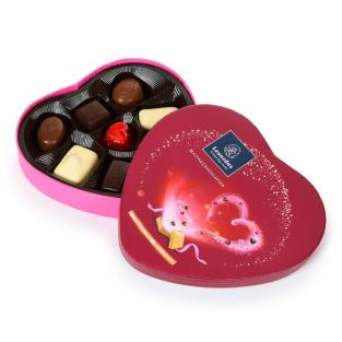 BOITE COEUR 9 CHOCOLATS