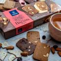 Biscuits aux 3 chocolats 100g