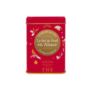 THÉ DE NOËL EN ALSACE VRAC - Comptoir français du Thé