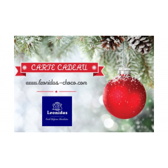Carte Cadeau 30€ DEMATERIALISEE