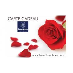 Carte Cadeau 60€ DEMATERIALISEE