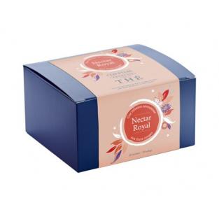 INFUSION NECTAR ROYAL -Comptoir français du thé - INFUSION EN SACHETS