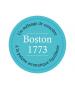 THÉ NOIR BOSTON 1773 - Comptoir français du Thé - THÉ NOIR EN SACHETS