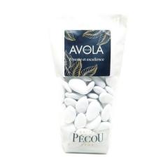 Dragées Amandes Avola Extra 250g Blanc