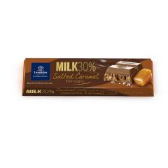 Barre 50g Lait Caramel Salé