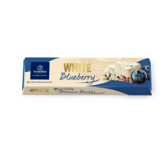 Barre 50g Blanc Myrtille