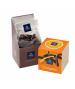 Cube orangettes