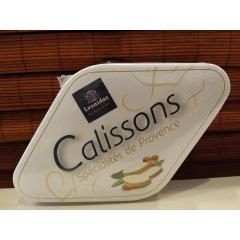 Calissons Leonidas Spécialités de Provence 220g net