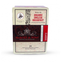 ENGLISH BREAKFAST TEA HARNEY AND SONS