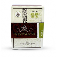 JAPANESE SENCHA TEA HARNEY AND SONS