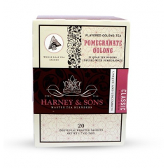 POMEGRANATE OOLONG TEA HARNEY AND SONS