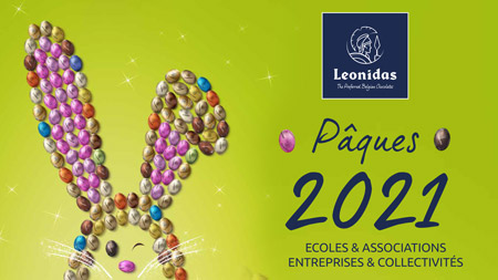 Leonidas Choco Catalogue Pacques 2021