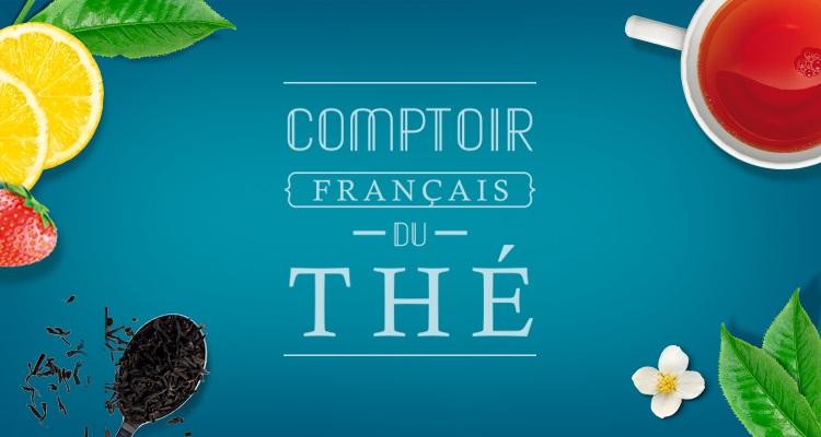Le Comptoir Français du Thé